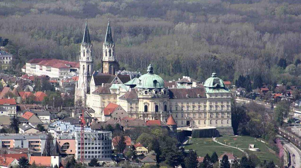Monastère de Klosterneuburg