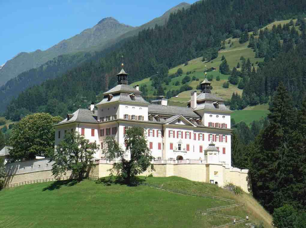 Le château Wolfsthurn